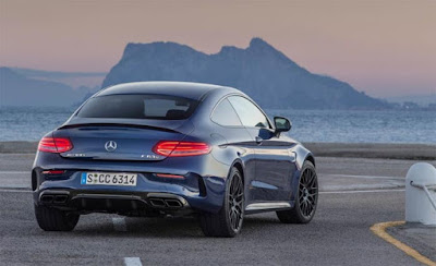 2017 Mercedes Benz amg C63 Coupe Price