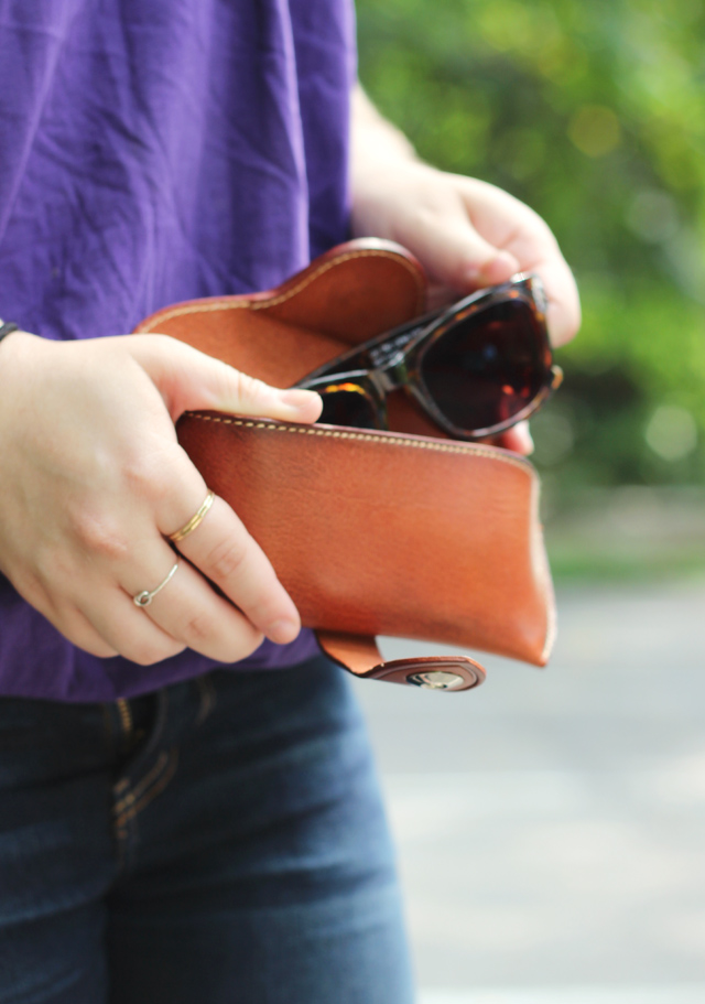 sunglasses case