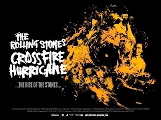 The Rolling Stones documentary poster