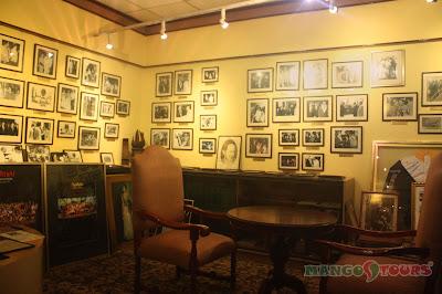 Mango Tours Manila Hotel Archive Room