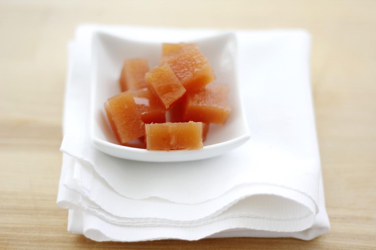 En modo food: Dulce de membrillo