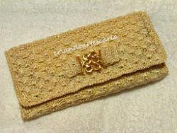 Carteira Elo Dourado