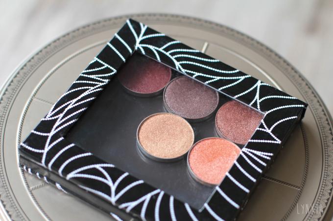 Cosm tiques et alors les p 39 tits nouveaux de makeup geek - Palette maquillage aimantee ...
