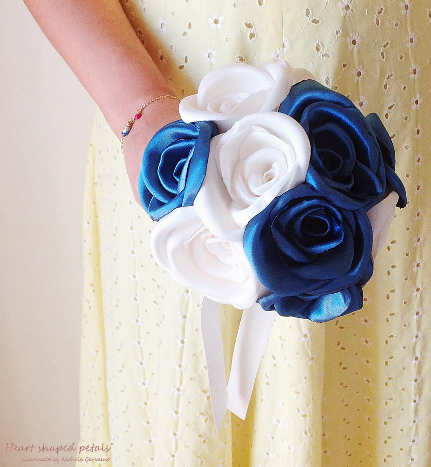bouquets de tecido porto