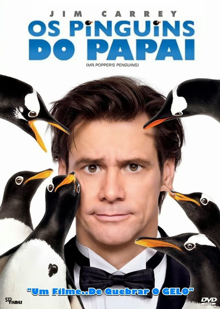 Os Pinguins do Papai – Dublado