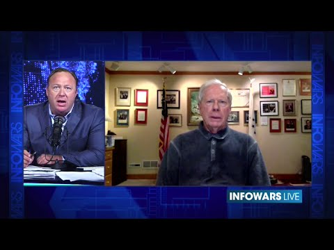 Craig Paul Roberts on another conspiracy program