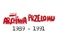 Logo portalu Archiwa Przełomu