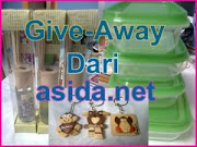 Give-Away Dari asida.net