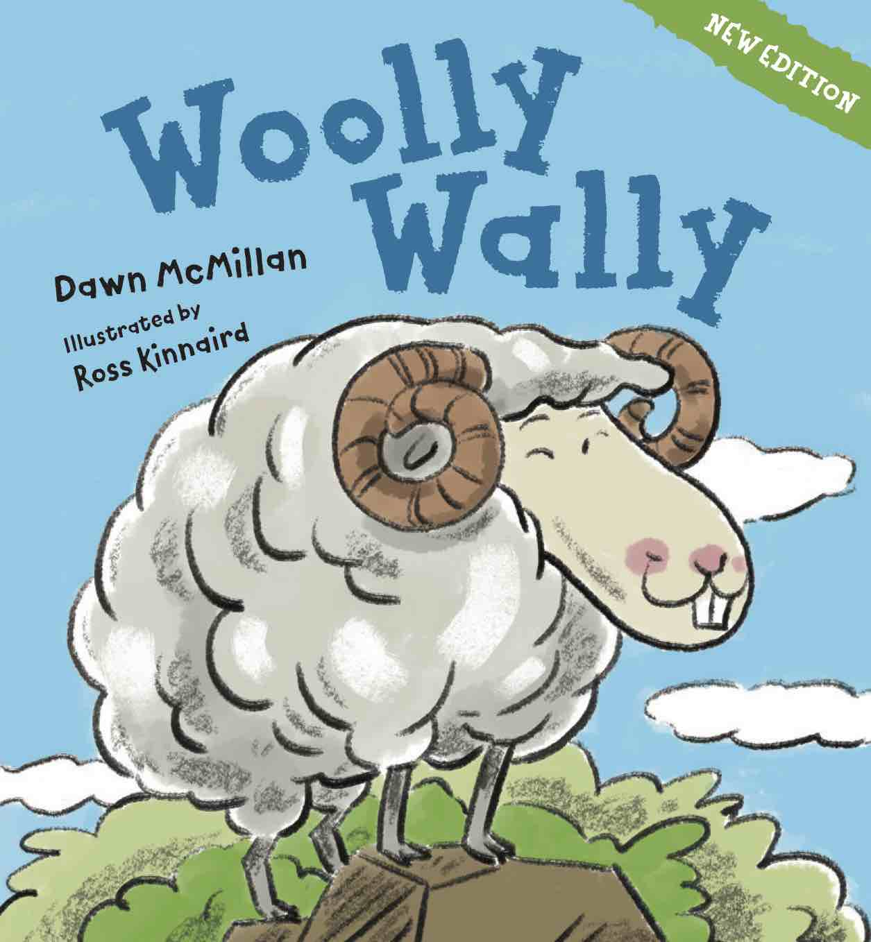 Woolly Wally