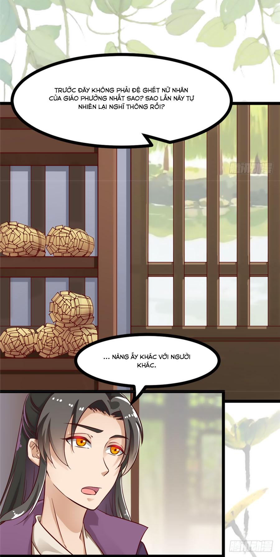 Ngọc Vi Mai chap 11 - Trang 14
