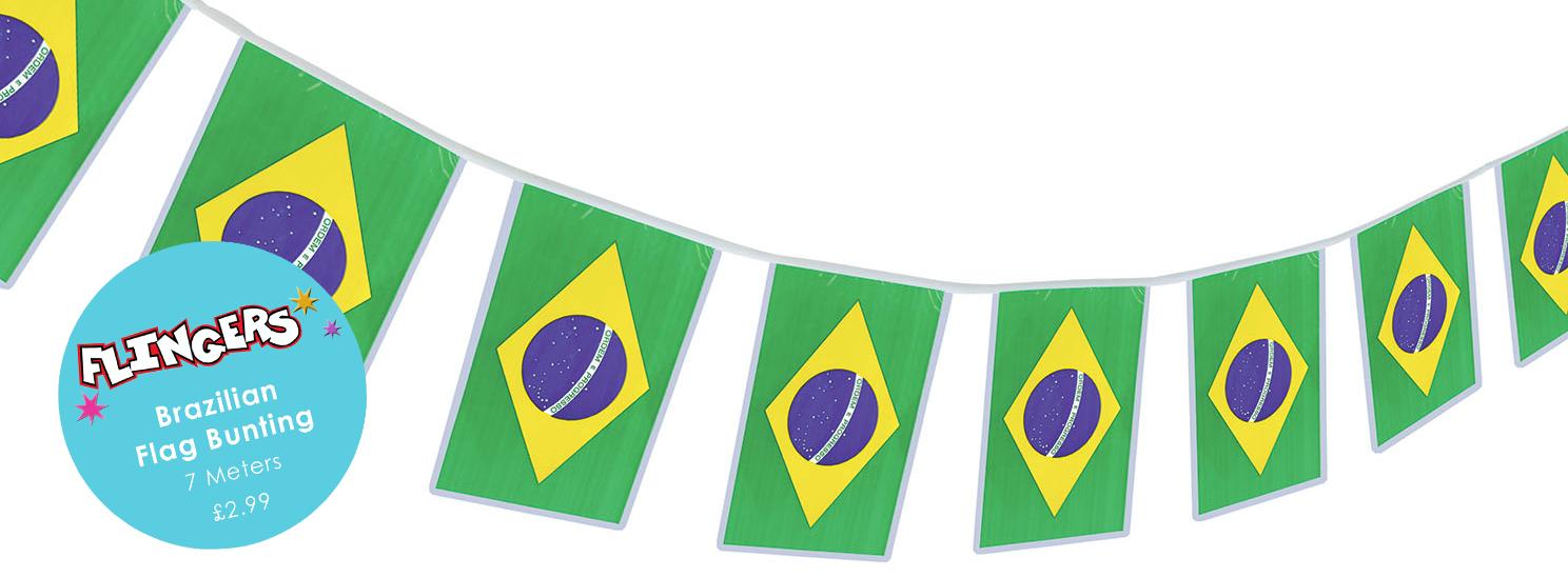 ceiling decoration ideas for a party - Flingers Party Shop Blog Party Brazil Style