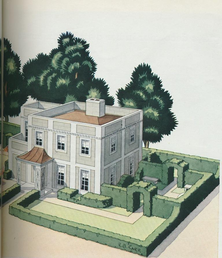 Albert Hadley On Illustrations