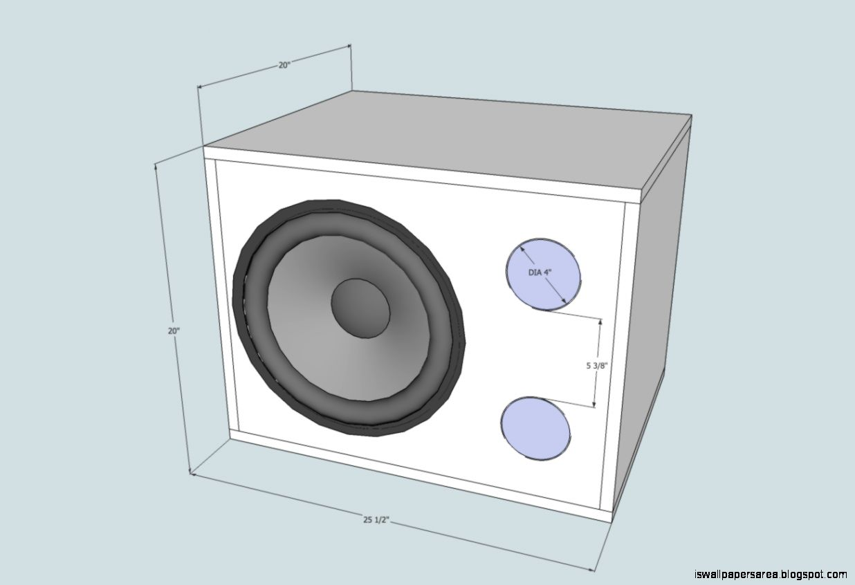 Home Subwoofer Design | Wallpapers Area