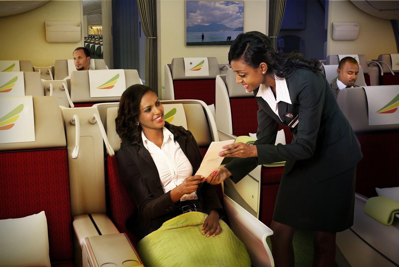 Ethiopian Airlines - APEX