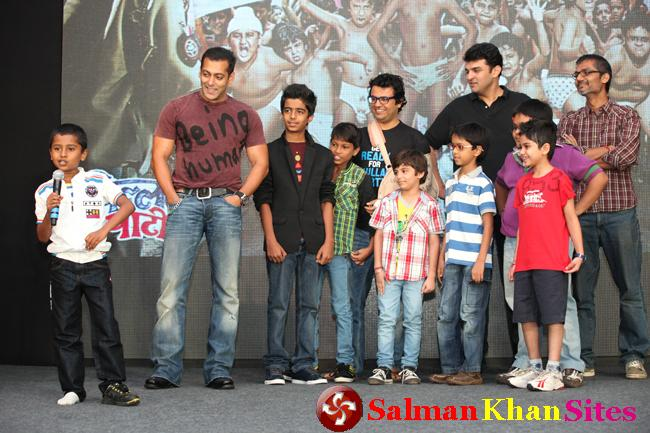 Proud Moment For Salman Khan And Entire Being Human Family SKBHs First Ever Produced Movie Chillar Party Has Won 3National