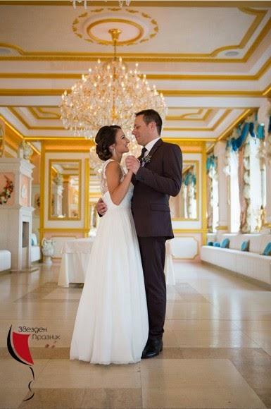 танц младоженти