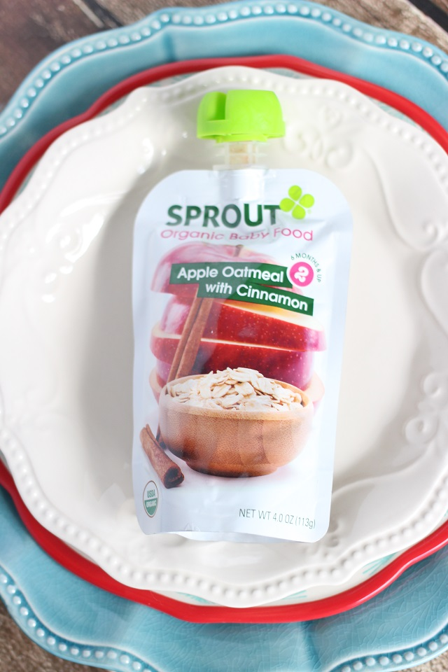 How to Use Up Leftover Baby Food