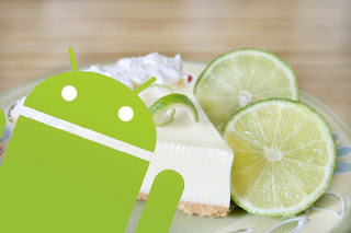 Android 5.0 Key a Girdle Pie is Rumoured released In October Before