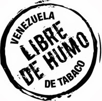 VENEZUELA LIBRE DE HUMO PARA LA VIDA