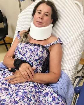 Zilu é transferida para Hospital Sírio-Libanês e segue em observação