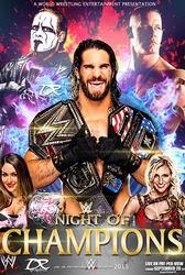WWE NIGHT OF CHAMPIONS (2015)