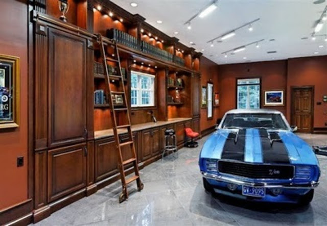 Interior Garage Designs