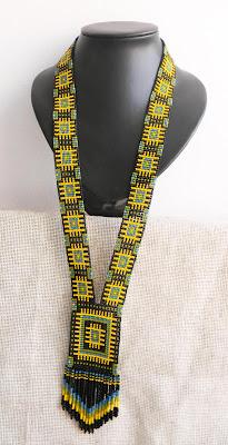 украшения из бисера купить гердан гайтан украина анабель