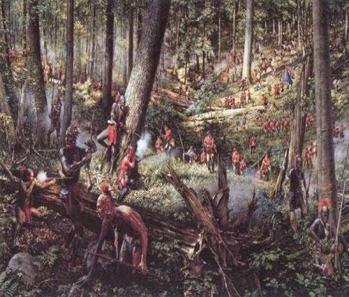 French Indian War (FIW) Battle Reports & Scenarios