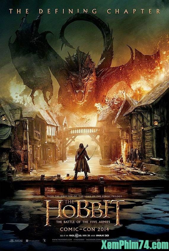 Người Hobbit 3- The Hobbit: The Battle Of The Five Armies ...