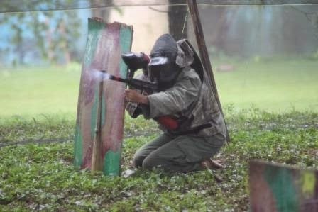 Paket Outbound Paintball Bogor
