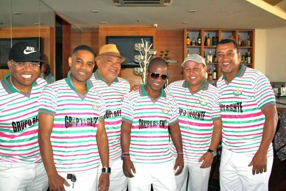 Carnaval 2015 - Grupo Regente da Mangueira em Teresópolis