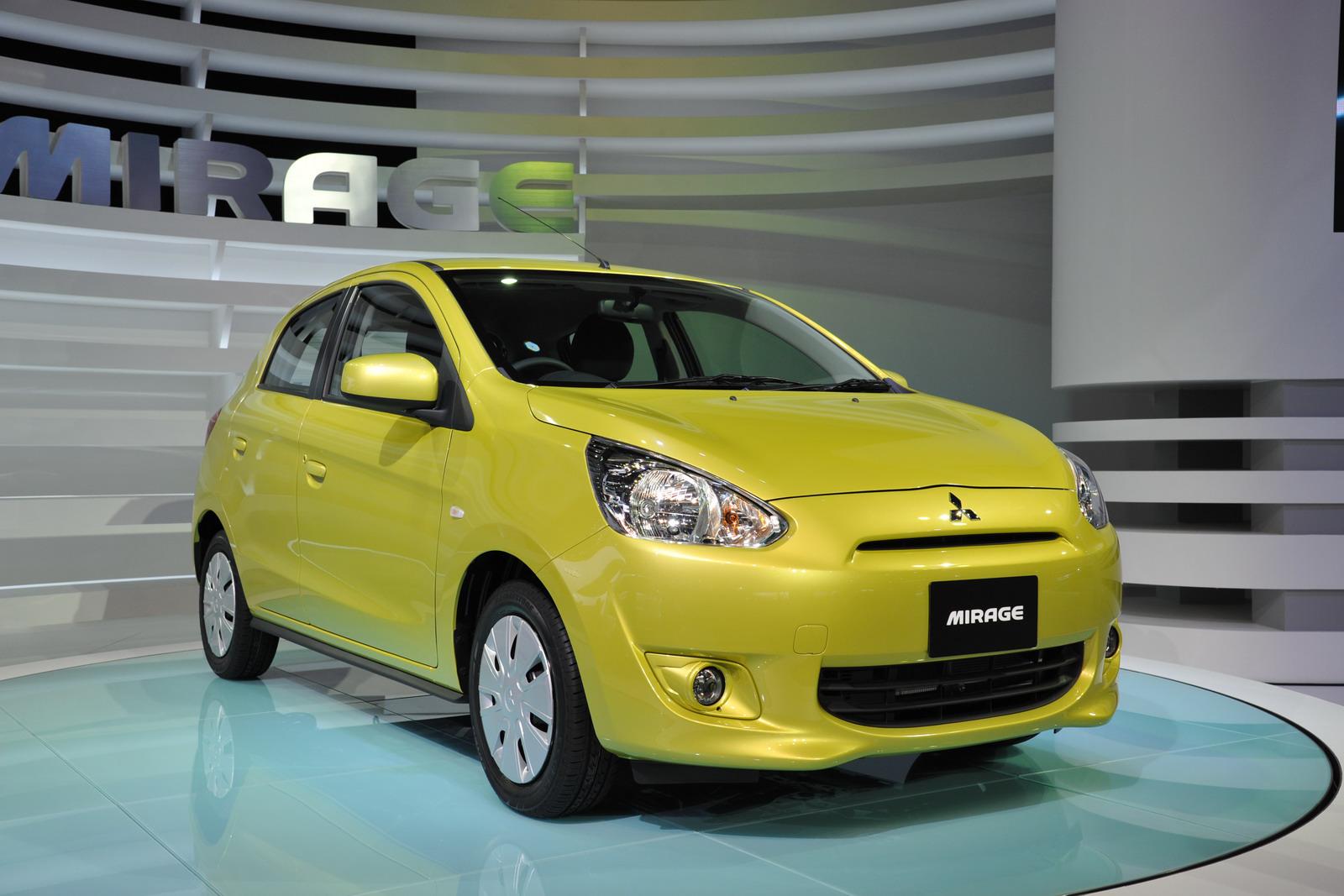 Mitsubishi Mirage (2012)   Car Barn Sport