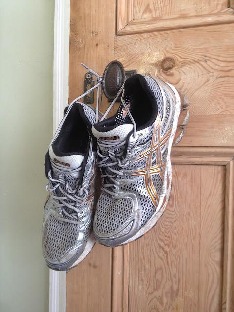 Running, trainers
