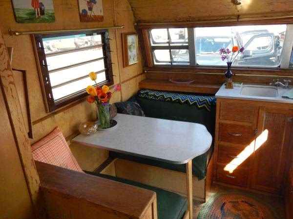 Travel Trailers For Sale >> Used RVs Rare Vintage 1949 Columbia RV Trailer For Sale by Owner