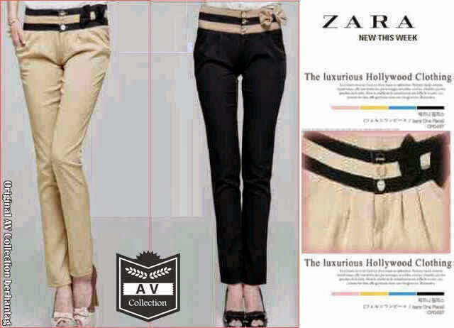 Long Pant ZARA zip