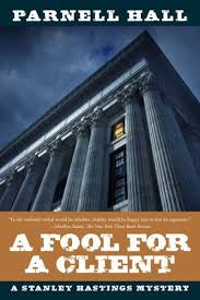 A FOOL FOR A CLIENT / Parnell Hall