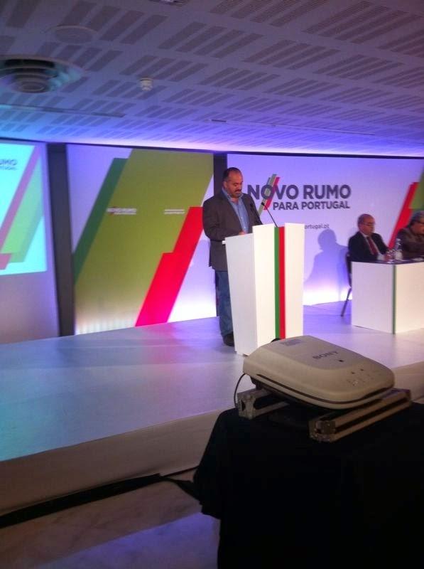 Intervenção Fernando Gomes na Conferência Um desafio Europeu: O direito ao trabalho