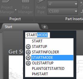 Start Mode