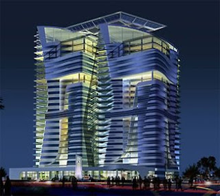 Eco Towers in Abu Dhabi