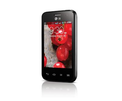 LG Optimus L3II Dual (E435)