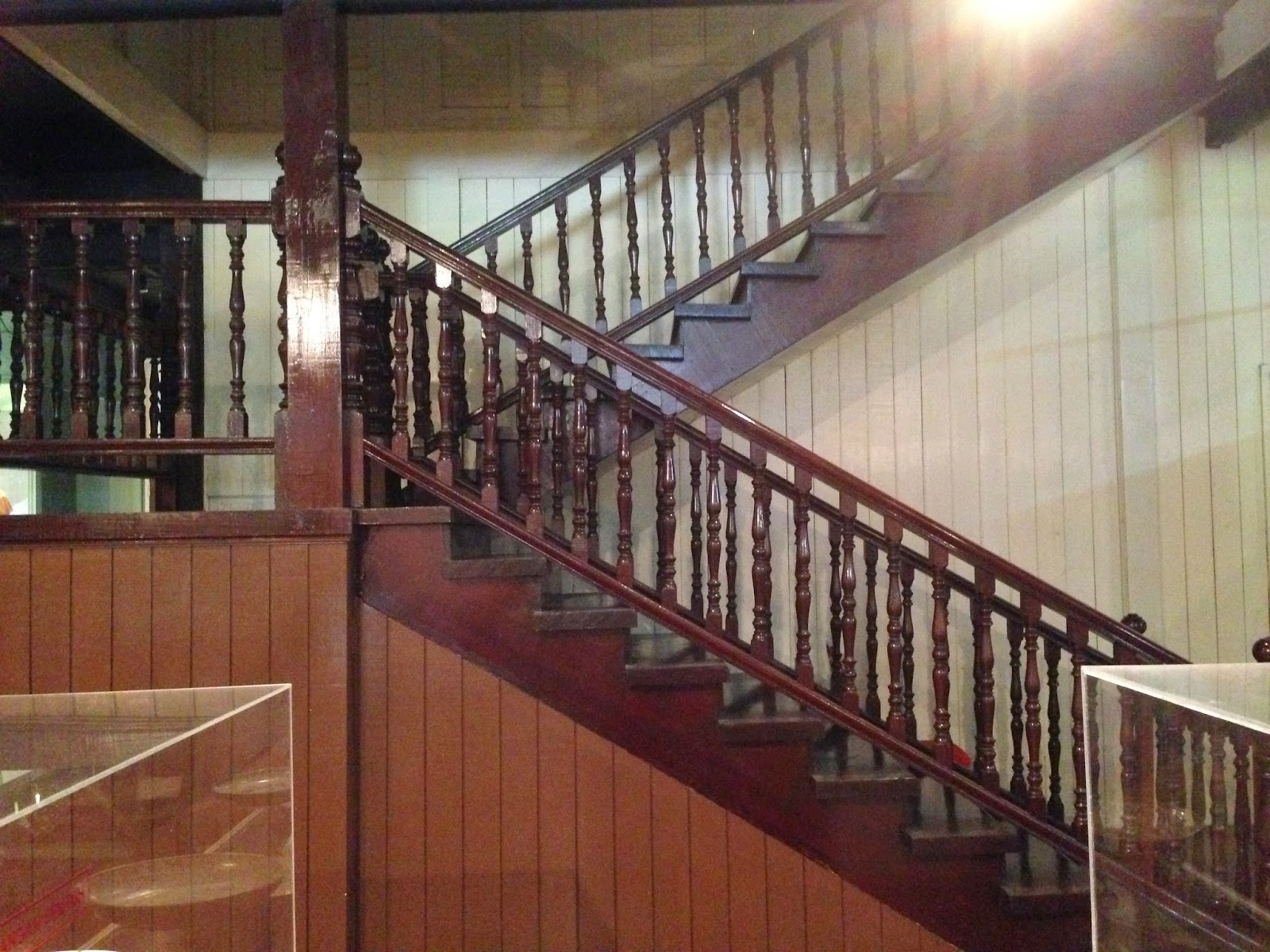 Dewan Syurga Staircase