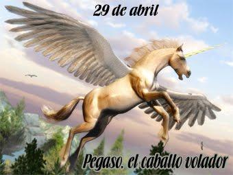 Mitología... caballo Pegaso