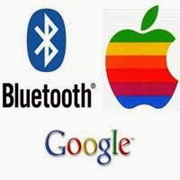 Bluetooth, Apple, Google - 200x200