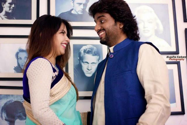 Adarsh Shinde Engaged to Neha Lele