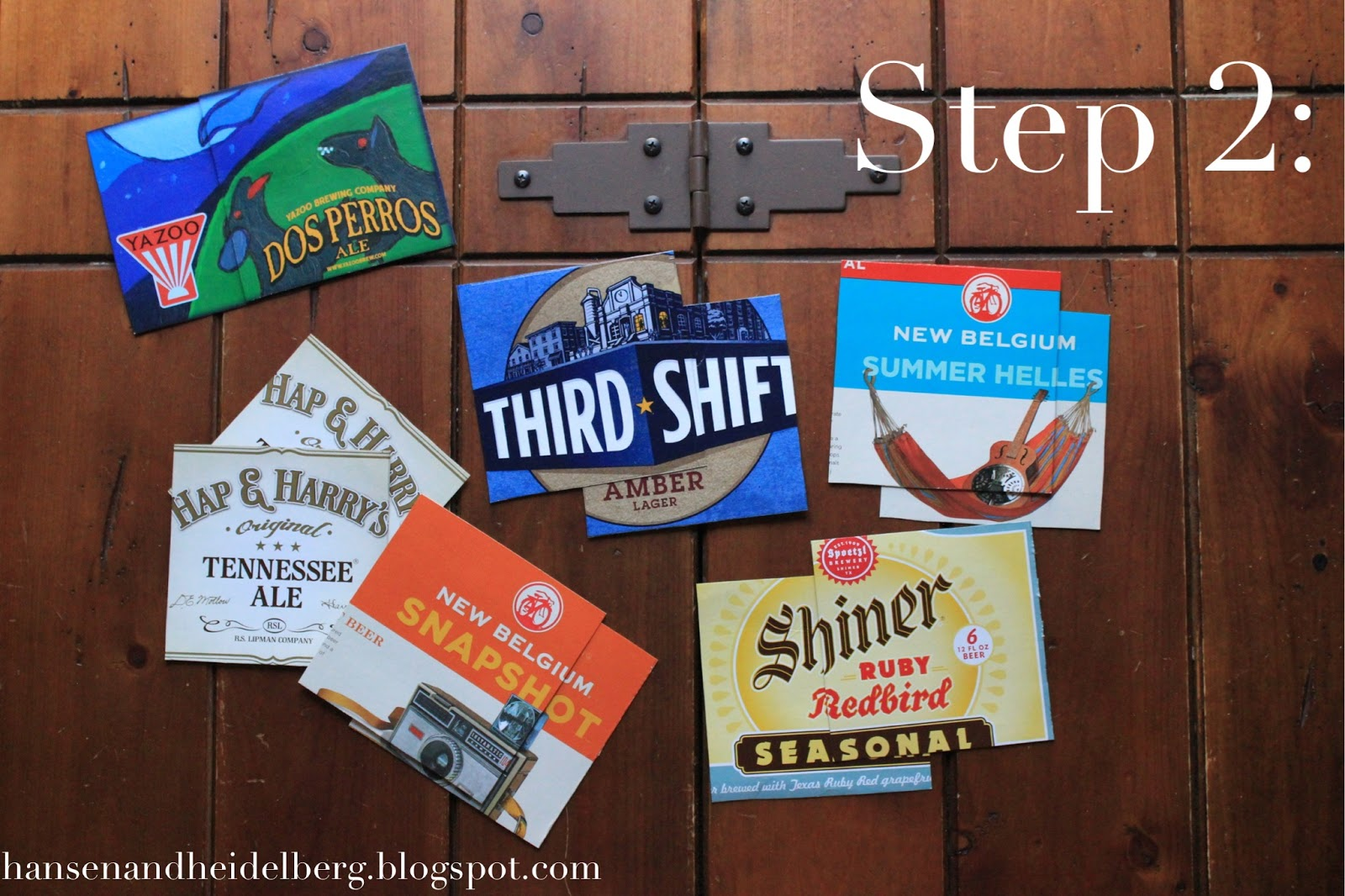Diy beer carton coasters hansen heidelberg diy beer carton coasters - Cardboard beer coasters ...