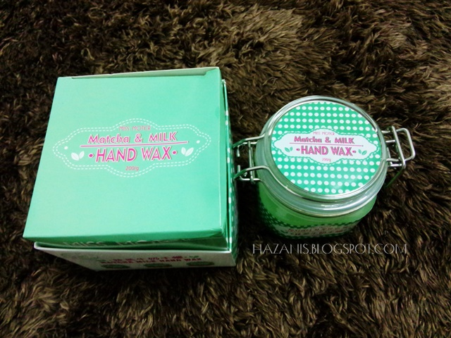 review miss moter hand wax