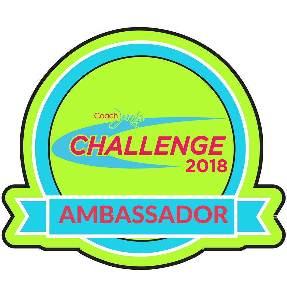 2018 Challenge Ambassador