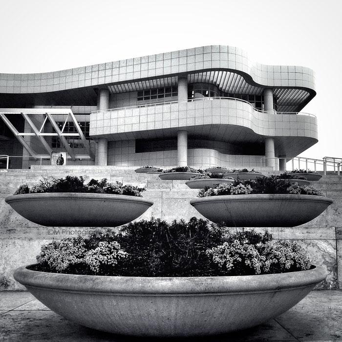 J. Paul Getty Museum Los Angeles