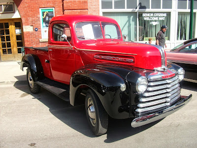 Mercury pickup