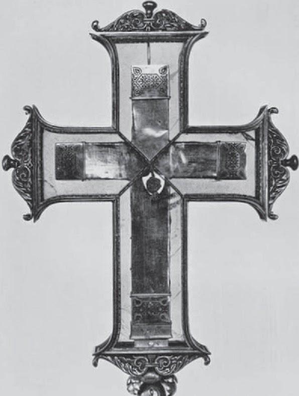 Το Τίμιο Ξύλο της βυζαντινής αυτοκράτειρας και μοναχής Ειρήνης Δούκαινας. http://leipsanothiki.blogspot.be/